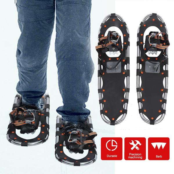 aerobicactivity, Aluminum, Buckles, snowshoeing