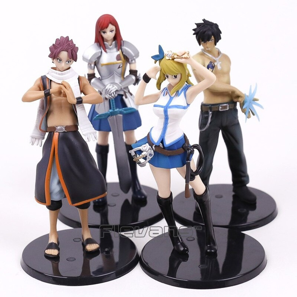 Collectibles, erza, Toy, figure