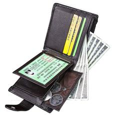 leather wallet, clutch purse, miniwallet, moneybag
