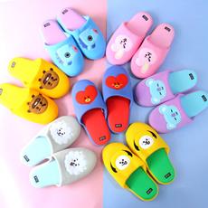 K-Pop, cute, btsslipper, Cotton