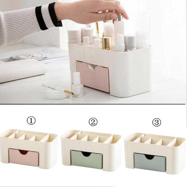 case, Box, Makeup, makeuporganizersstoragebox