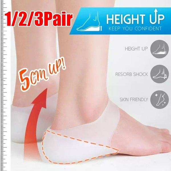heightinsole, Insoles, painreliefinsole, Silicone