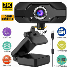 Webcams, Microphone, videocallcamera, usb