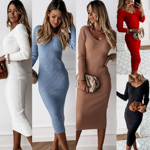 roupas femininas, dressesforwomen, sweater dress, Winter