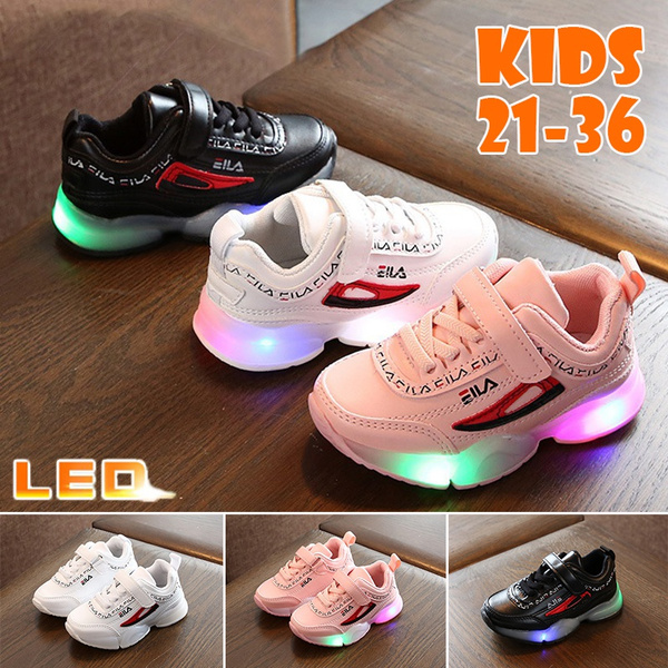 shoes for kids, ledshoe, Sneakers, Fashion