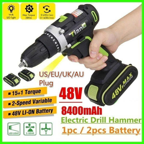 Home & Kitchen, Electric, Battery, electricdrill