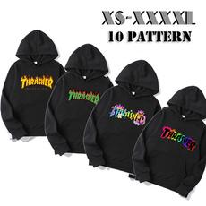 Fashion, pullover hoodie, thrasher, thrasherfashionhoodie