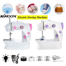 sewingknittingsupplie, Mini, embroiderymachine, led