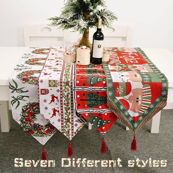 knitwear, christmaspresent, christmastablecloth, Home & Living