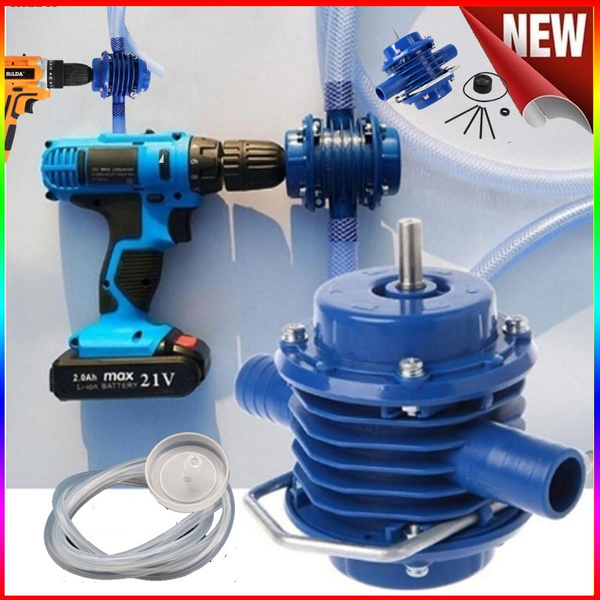 centrifugalpump, handdrillingmachine, portablepump, electricdrillpoweredpump