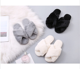 house, Slippers, Women's Fashion, Shoes