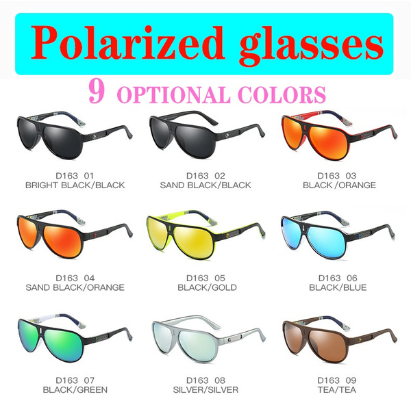 Polarized, UV400 Sunglasses, photochromic, Driving