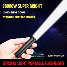 Flashlight, led, usb, Hiking