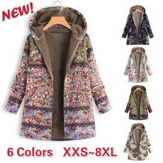 Fashion, Long Sleeve, fluffy, Women Jacket