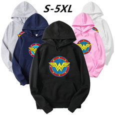 Plus Size, Manga, wonderwomanshirt, Long Sleeve