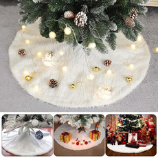 Decoración, fur, Christmas, Regalos