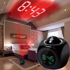 homealarmclock, projectionalarmclock, thermometerclock, Clock