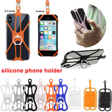 case, mobilephoneholdersampstand, Necks, Silicone
