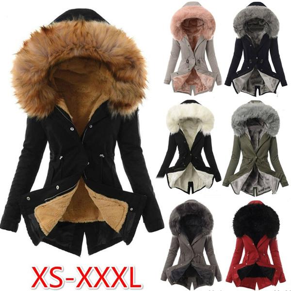fur coat, warm coat, Fashion, fur