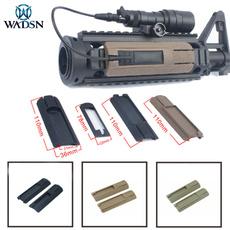 Flashlight, fishbonerailslot, Remote, Pocket