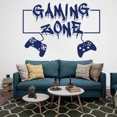 gamewalldecal, teenroomdecor, Video Games, Home Decor
