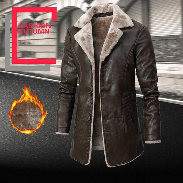fur coat, Fashion, trenchcoatformen, Winter