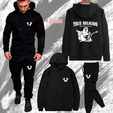 Moda, pullover hoodie, pants, Athletics