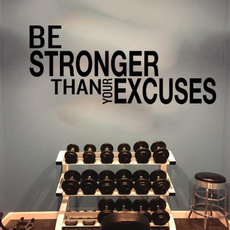 gymlogo, crossfit, Fitness, Wall Decal