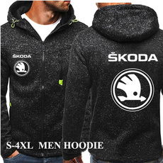 hoodyjacket, cardigan, men clothing, skoda
