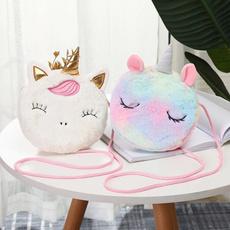 Mini, unicornhandbag, Fashion, animalcoinpurse