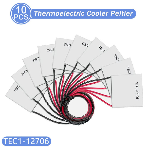 coolerpeltier, tec112706cooler, tec112706, semiconductorcooler