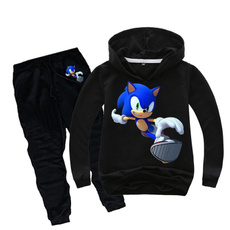 kidshoodieset, sonic, Fashion, Hoodies