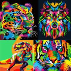art print, Wall Art, Colorful, acrylicpainting