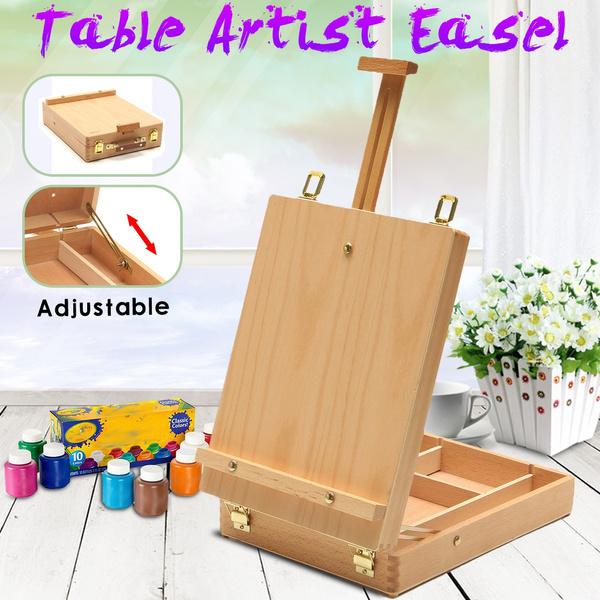 Box, Art Supplies, easel, sketchdrawingboard