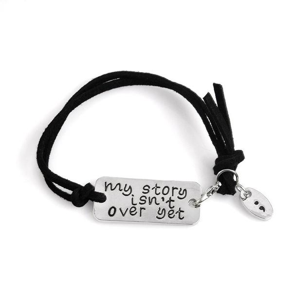 rope bracelet, Jewelry, Bracelet, Silver Bracelet