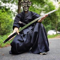 Steel, katanasword, ninja, katana