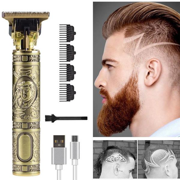 golden, Head, Fashion, Electric