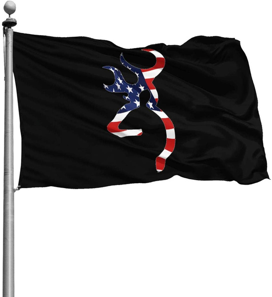 browning, Polyester, uv, welcomegardenflag