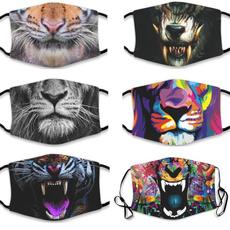 Outdoor, mouthmask, printedfacemask, unisex
