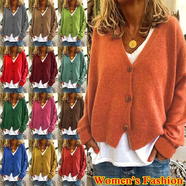 Plus Size, women coat, Sleeve, sweater coat