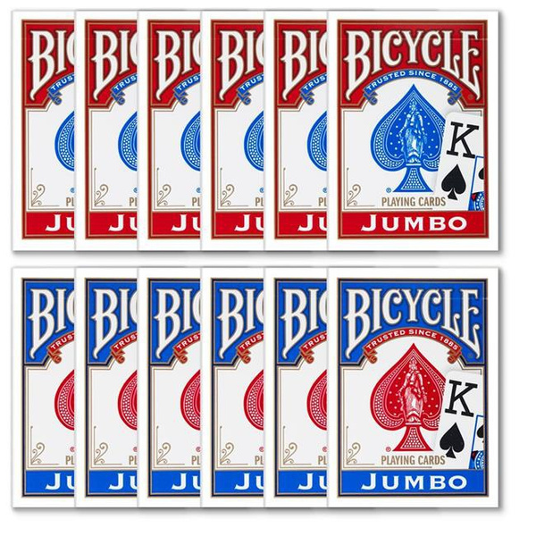 Blues, Poker, Bicycle, Sports & Outdoors