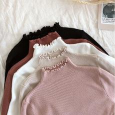 Fashion, Slim Fit, Winter, solid