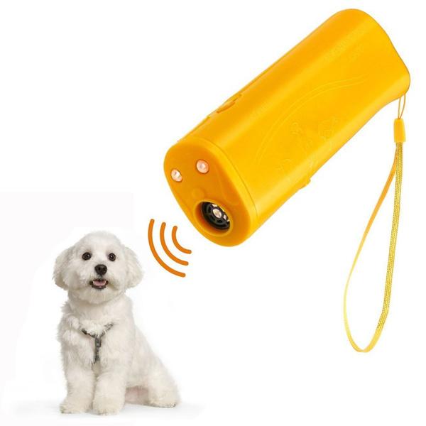 Flashlight, Dog Collar, electricdogtrainer, barkingcontrol