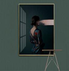 canvasprint, painting, living room, art