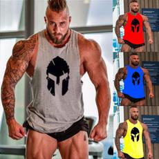 sportsvest, Vest, Moda, Men's vest