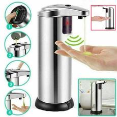 Steel, Sensors, Home & Living, handsanitizer