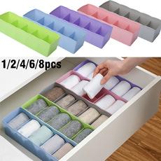 Storage Box, Box, Underwear, Fashion