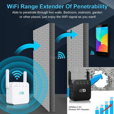 wirelessextender, signalamplifier, Home & Living, Wireless Routers