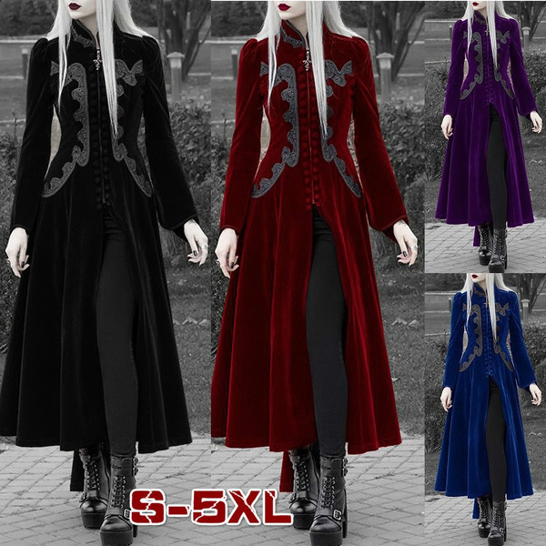 steampunkcoat, Goth, tailcoatjacket, Medieval