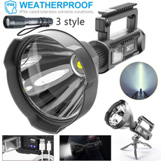 Flashlight, fishinglight, Outdoor, led